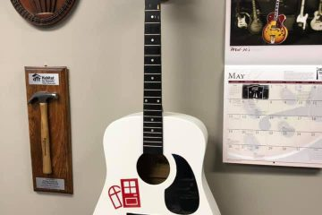 wardco guitar